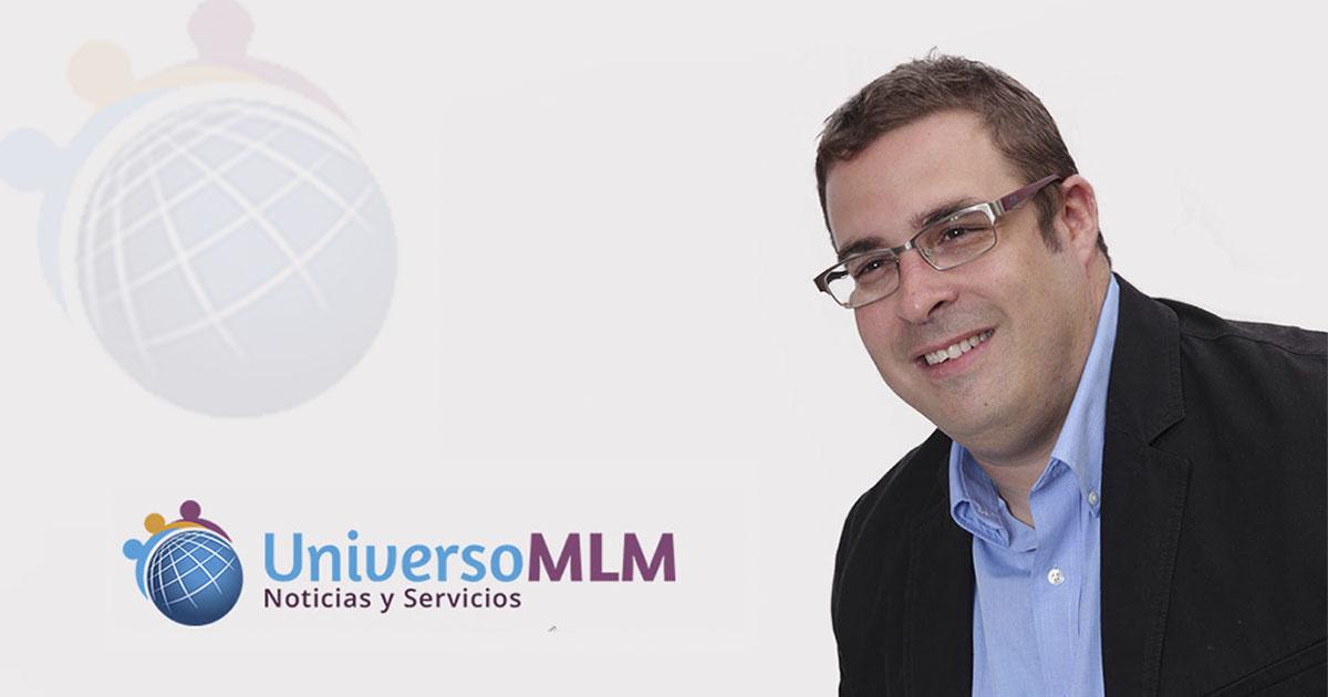 Alain Herrera, director ejecutivo de UniversoMLM
