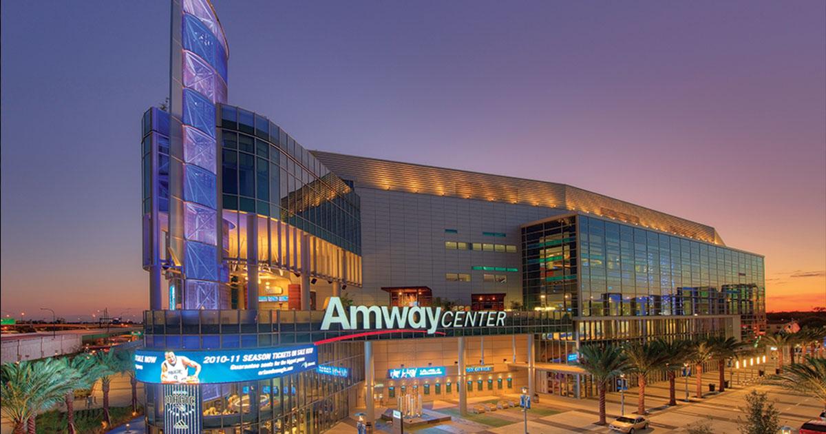 Amway Center en Orlando