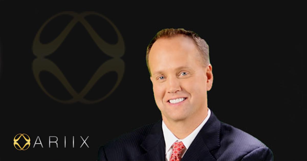 Fred Cooper, CEO y fundador de Ariix