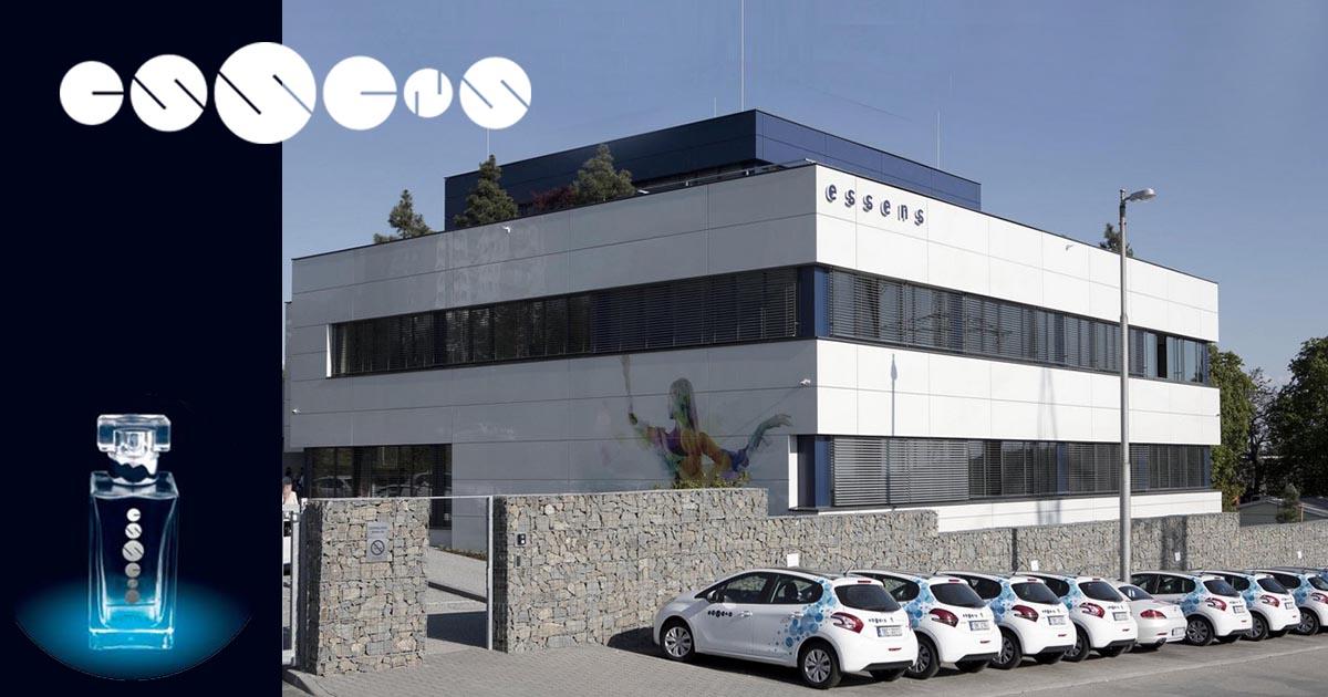Centro logístico de ESSENS en República Checa