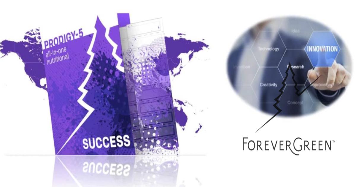 Prodigy-5, nuevo producto de ForeverGreen