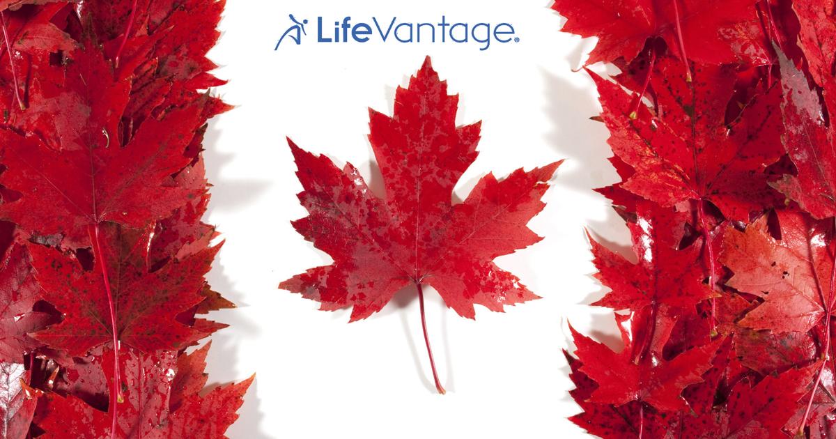 LifeVantage, se expande por Canadá