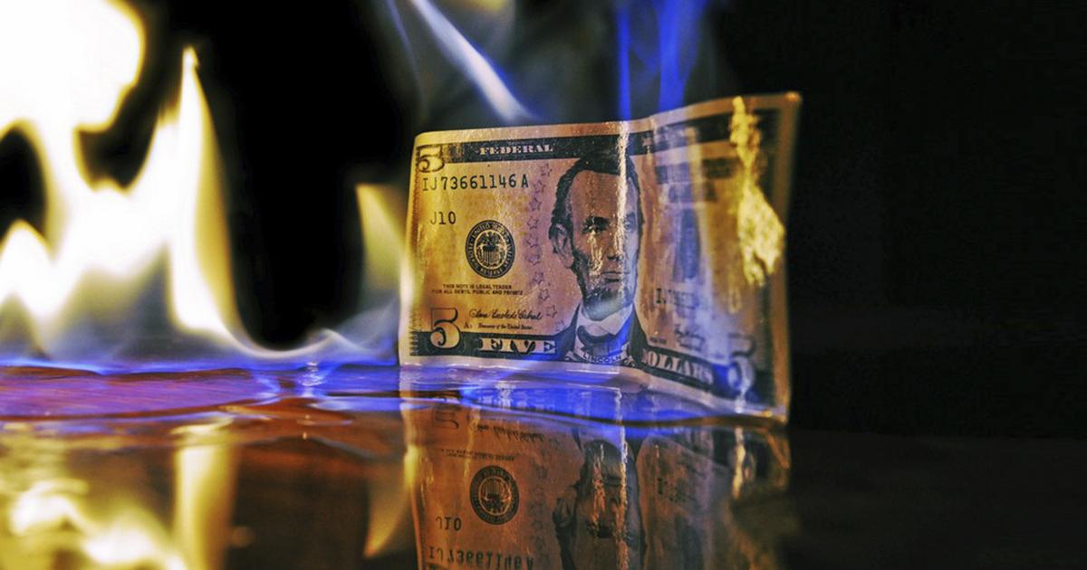 El dinero a papel, podría desaparecer en pocos años