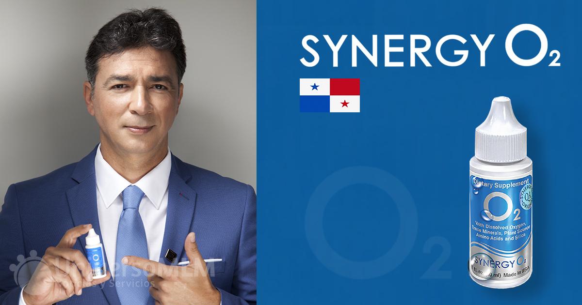 José GUillermo Ampieé, directivo de SynergyO2