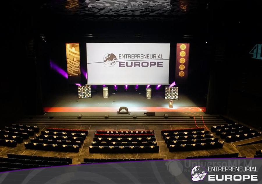 Europa Emprendedora 2015 4Life
