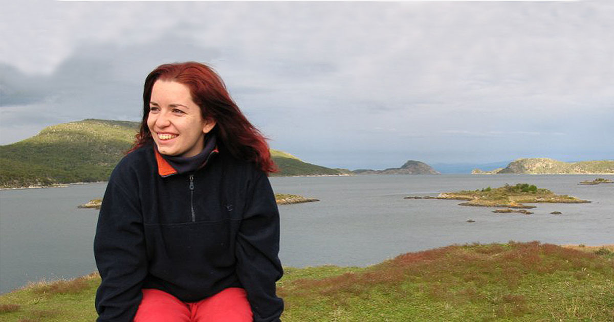 Eliana Barrionuevo, freelance y viajera
