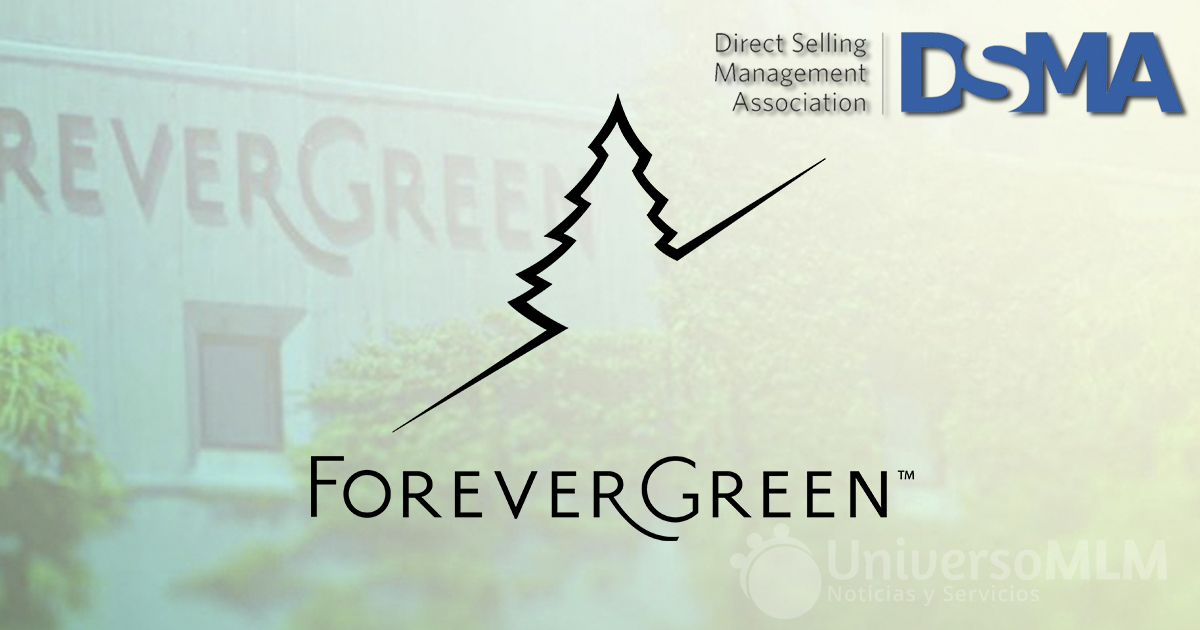 ForeverGreen premiada por la DSMA