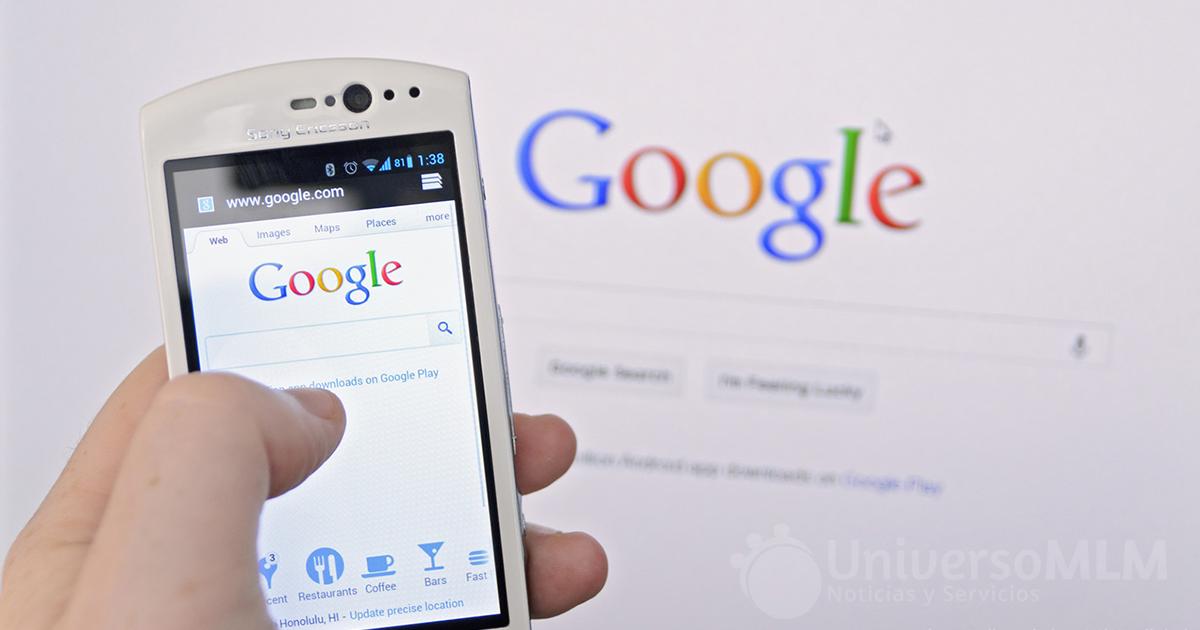 Las búsquedas desde dispositivos móviles superan a las realizadas por ordenador
