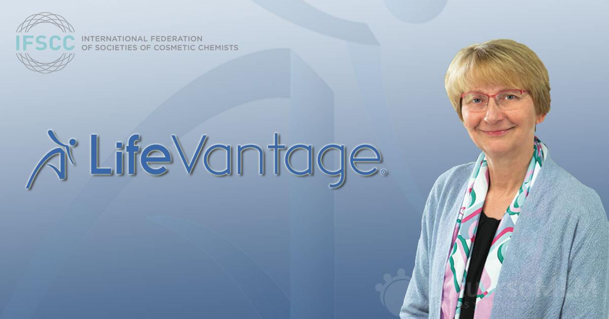 La doctora Nathalie Chevreau, de LifeVantage