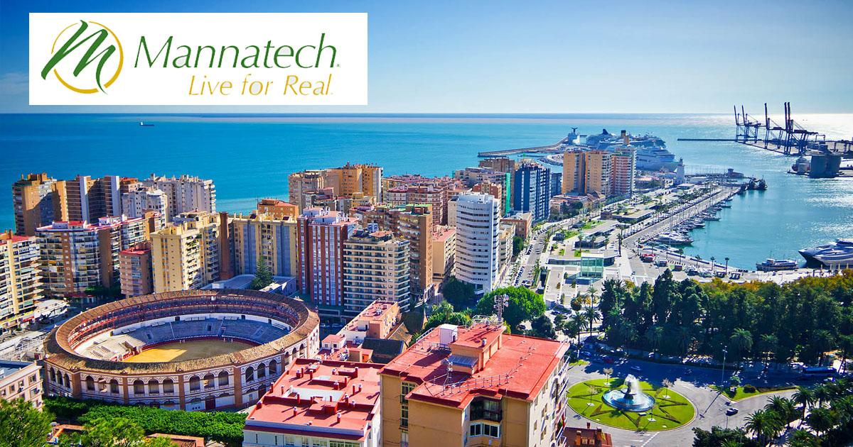 Mannatech celebra un evento europeo en Málaga, España