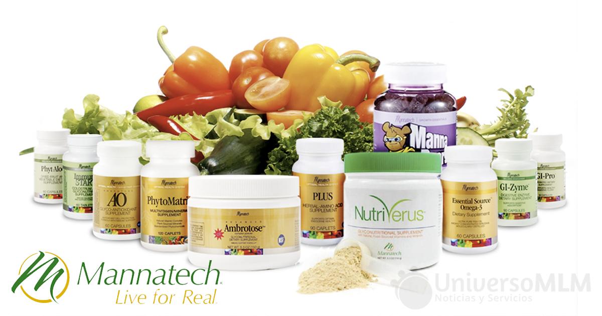 Productos Mannatech