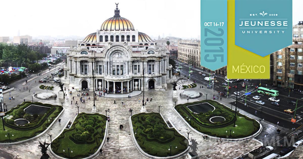 México, nuevo destino de la Universidad Jeunesse
