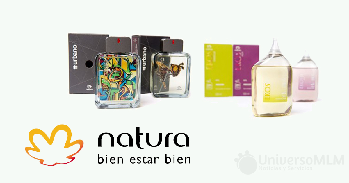 Productos de Natura premiados por OPEN