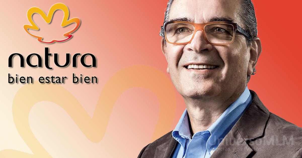 Roberto Lima, Presidente de Natura
