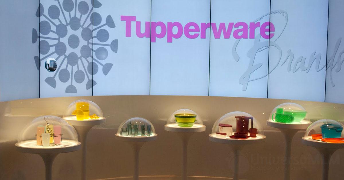 Tupperware, una marca referente en venta directa