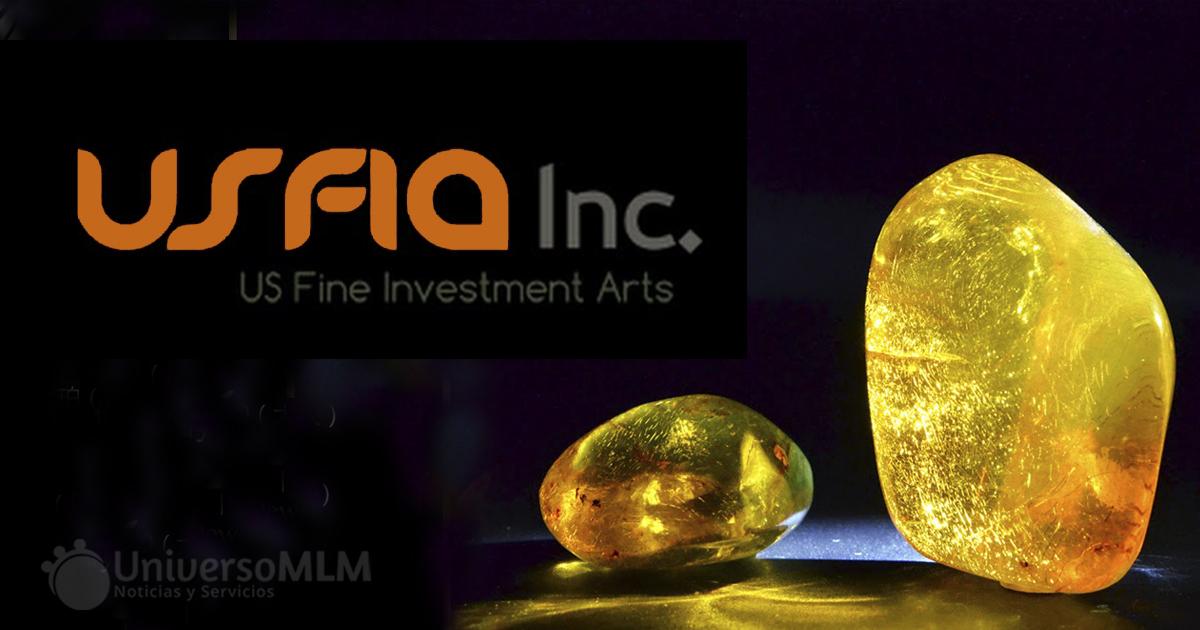 USFIA, empresa acusada de presunta pirámide financiera