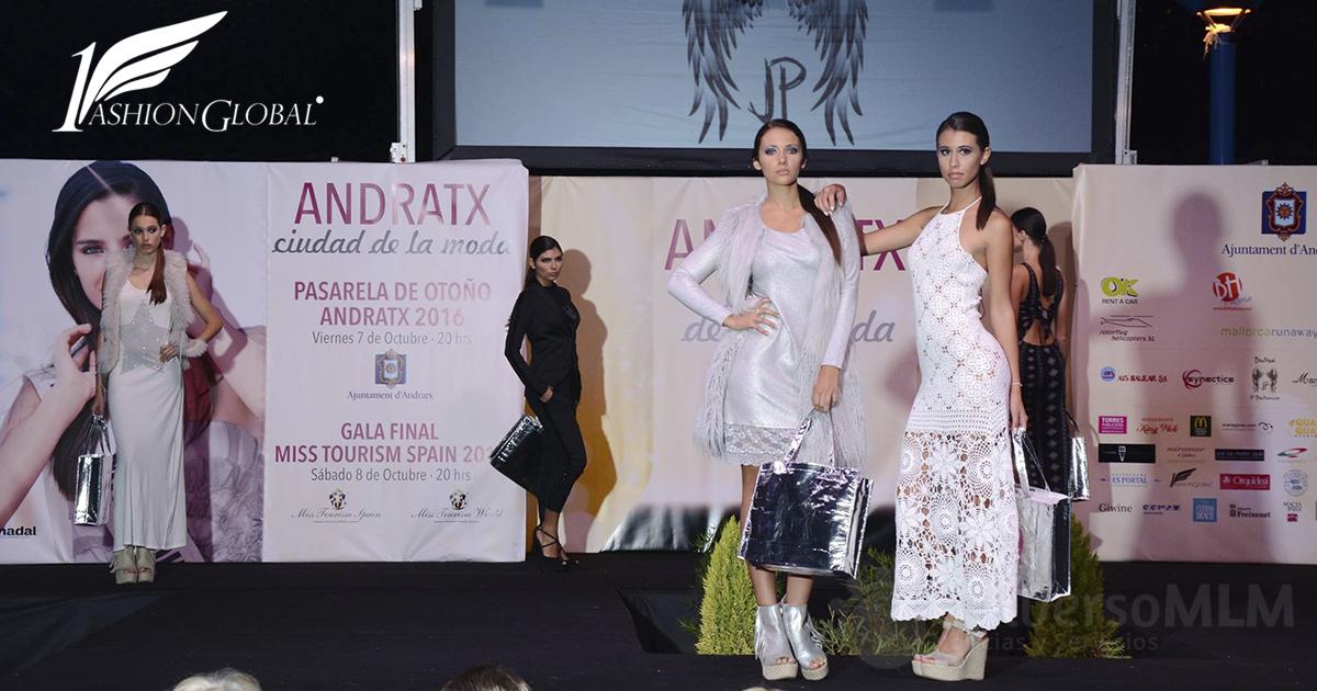 Primeros pases de las modelos y candidatas a la Miss Tourism Spain 2016