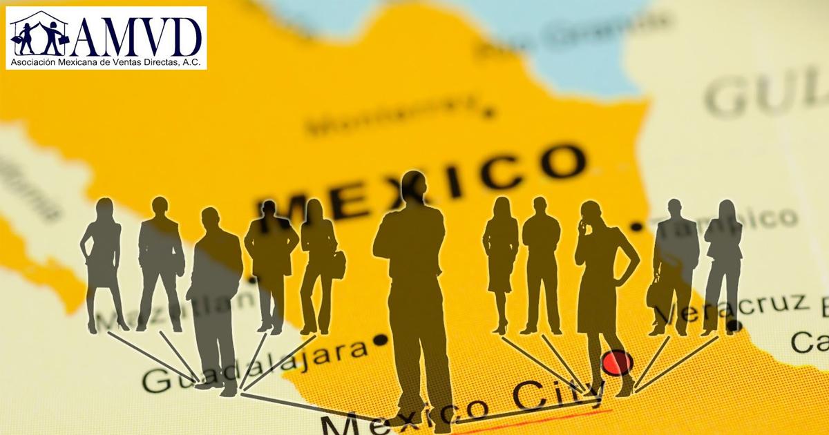La Venta Directa mantiene su crecimiento en México