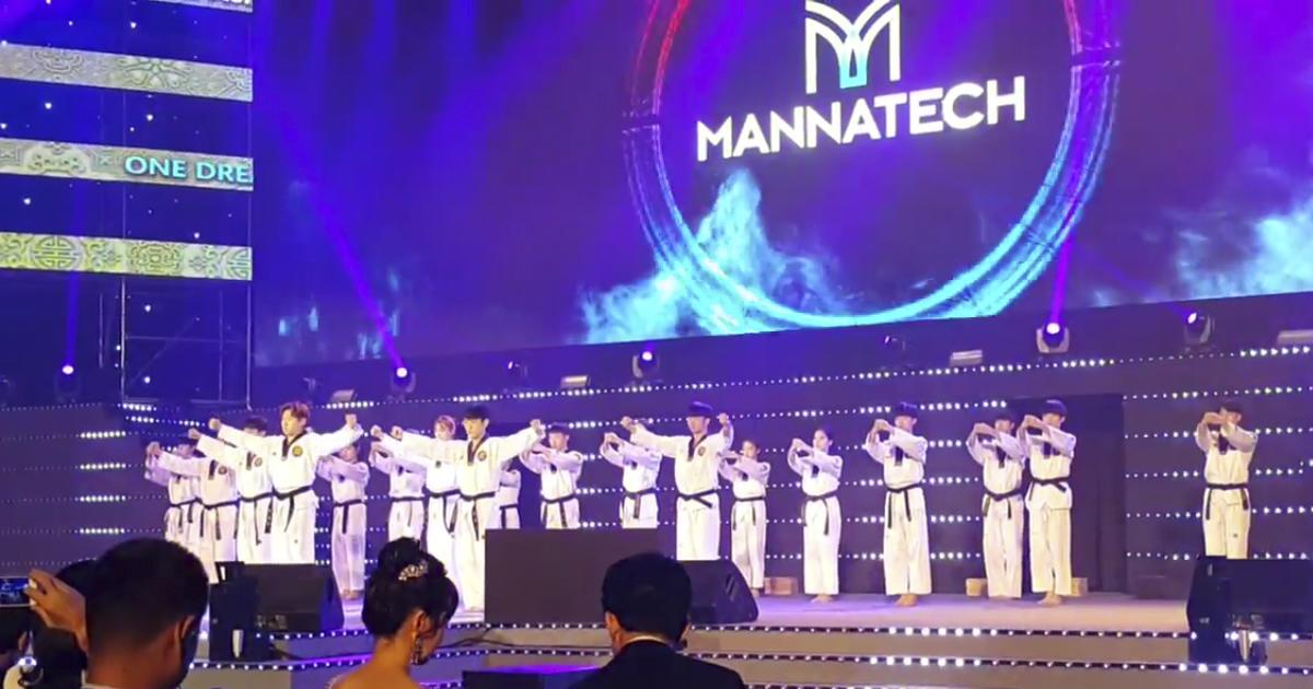 Presentación del Asia Mannafest 2016
