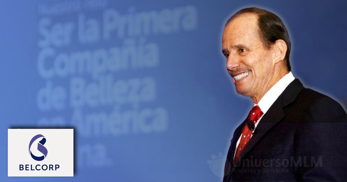 Eduardo Belmont, fundador de Belcorp