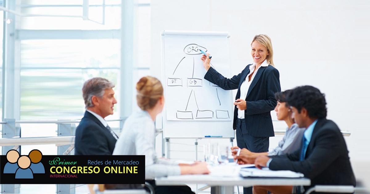 El Primer Congreso Online Internacional de Mercadeo de Redes se desarrolla entre el 13 y 16 de octubre