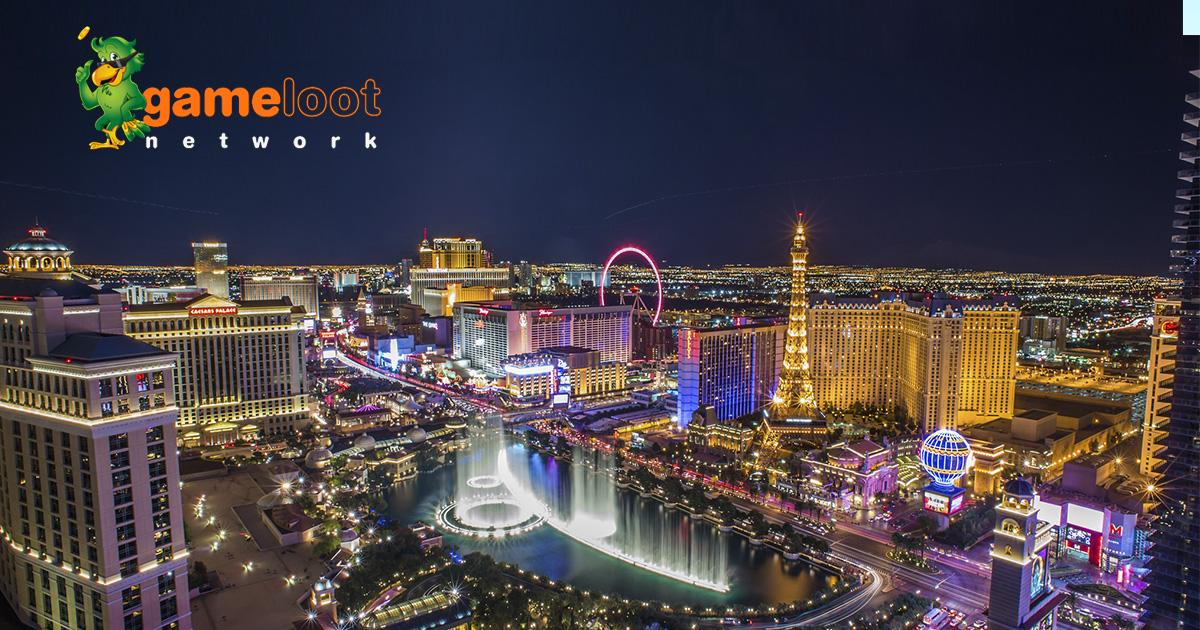 GameLoot Network celebra su Lanzamiento en Las Vegas