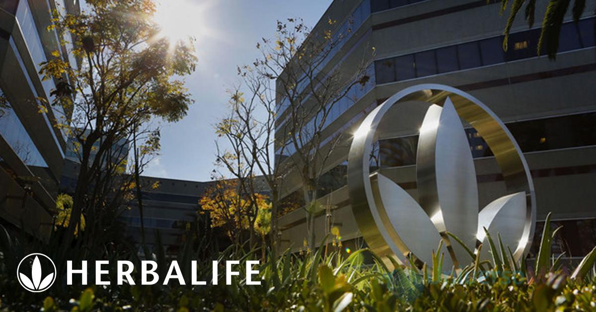 Herbalife es una empresa de venta directa en productos de nutrición