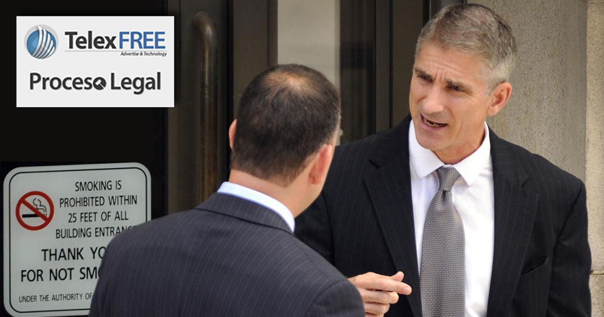 James Merrill, co-propietario de TelexFREE