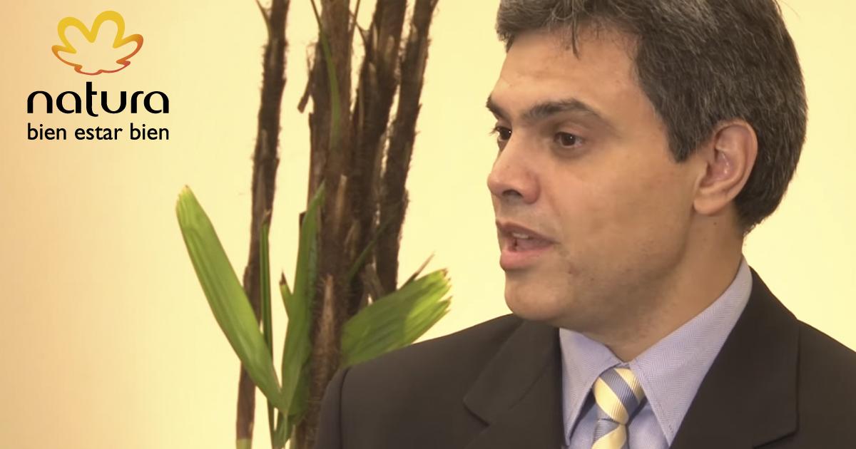 Joao Paulo Ferreira, nuevo CEO de Natura Cosméticos