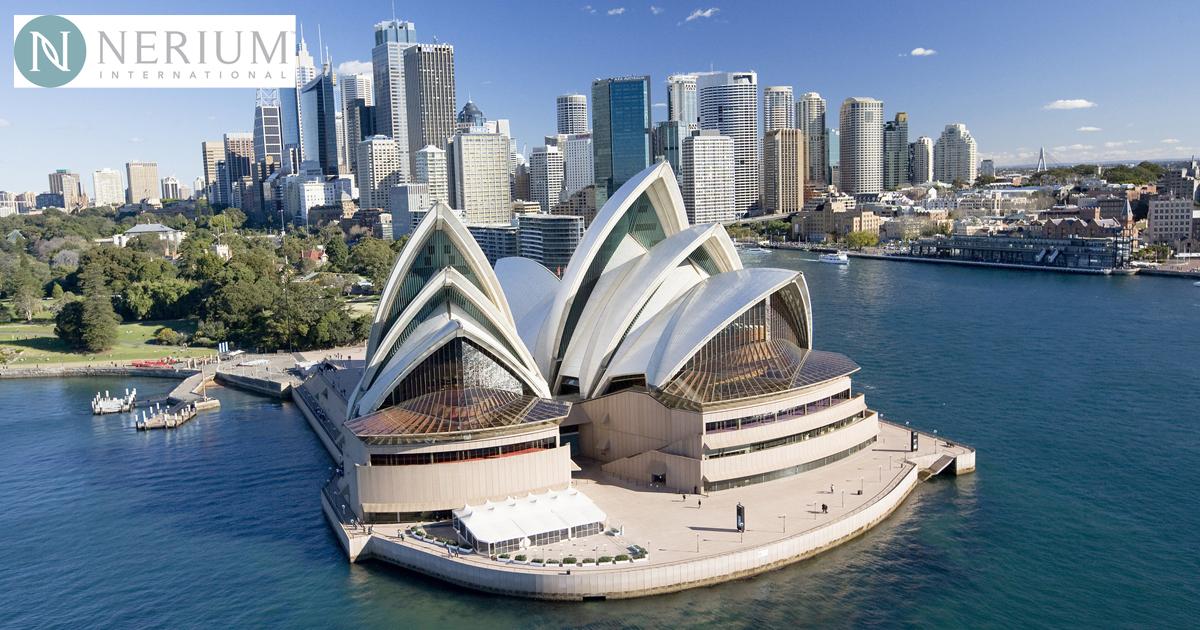 Bahía de Sidney, Australia