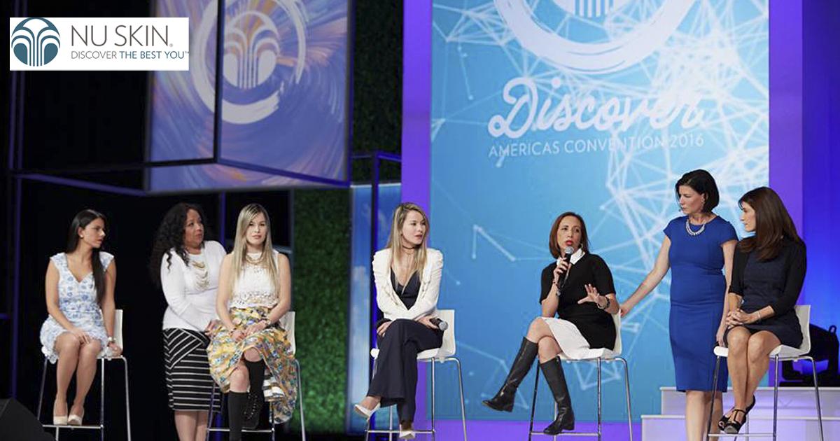 Reunión Woman to Woman de la Convención de las Américas de Nu Skin