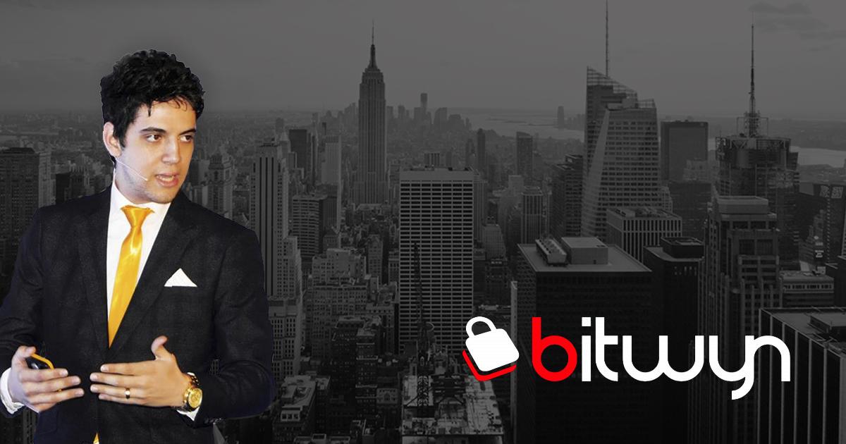 Rogerio Alves, CEO de BitWyn