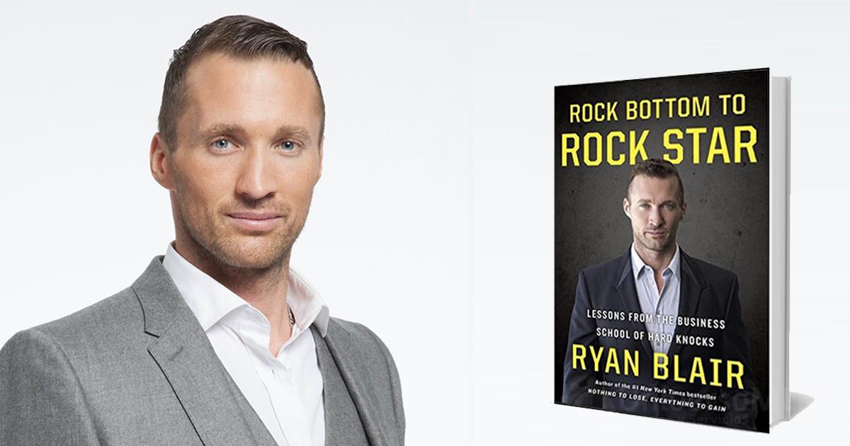Ryan Blair, CEO de Visalus