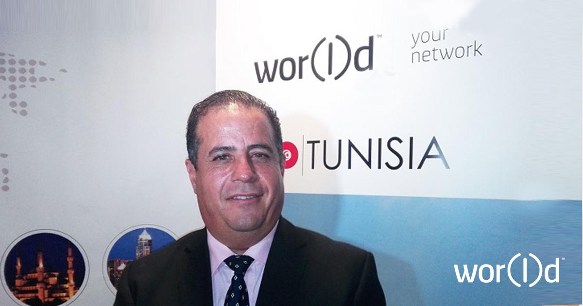 imed belkazen, CEO de la compañía World Global Network para Tunez