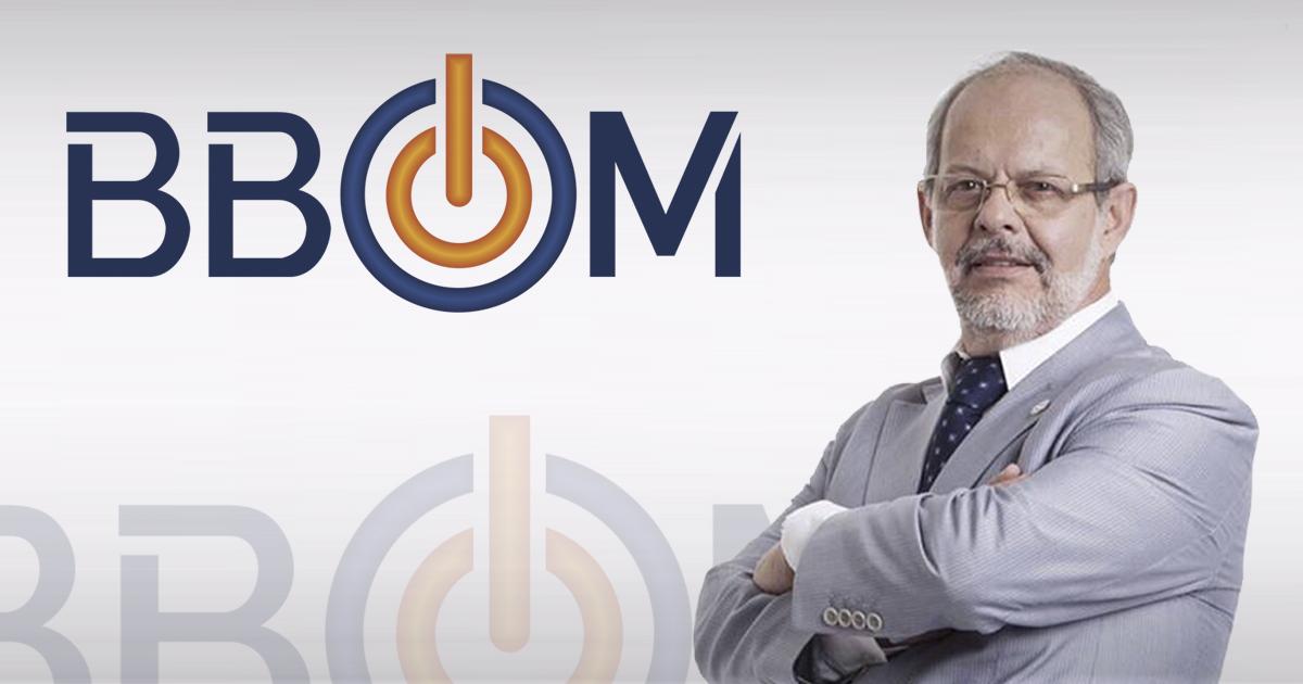 João Francisco dos Santos, presidente de BBOM