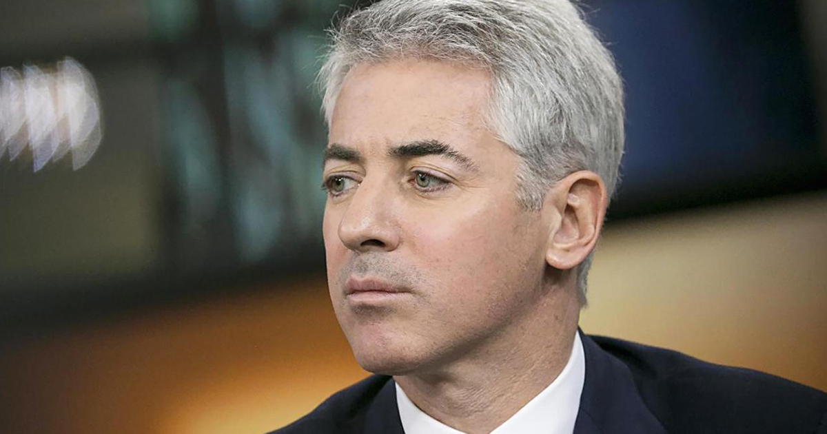 William A. Ackman, creador y director del fondo de cobertura Pershing Square Capital Management