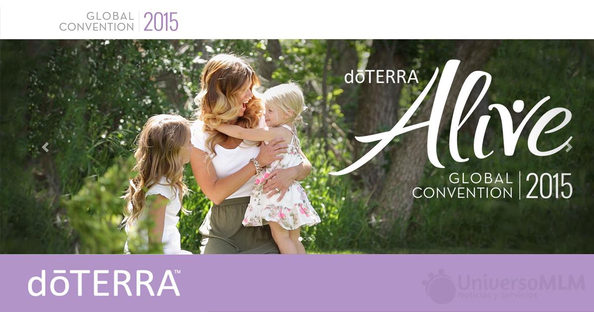 doTERRA celebra su Convención anual en Utah