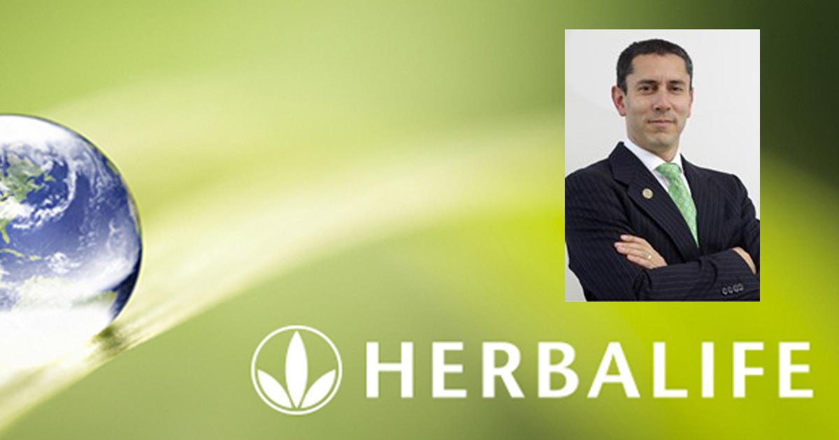 Imagen de Andrés Peñuela, nuevo director general de Herbalife Colombia