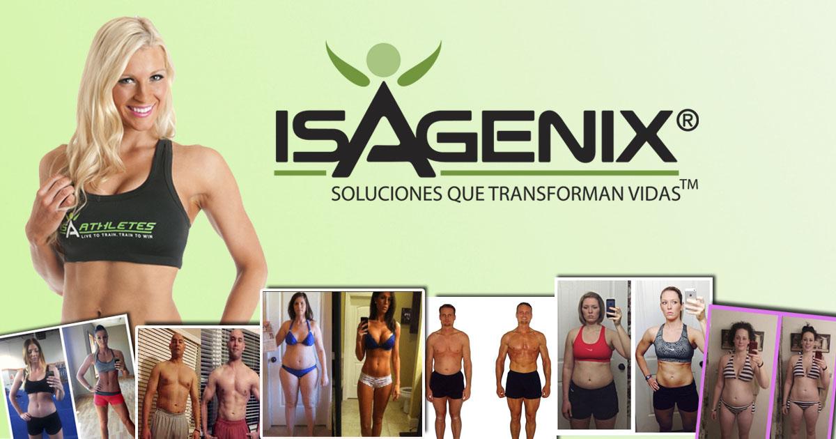 Isagenix, celebra una década mejorando las vidas de las personas