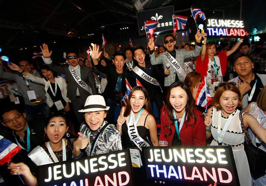 Distribuidores de Tailandia