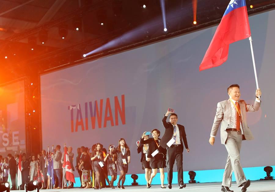 Los distribuidores de Taiwan suben al escenario