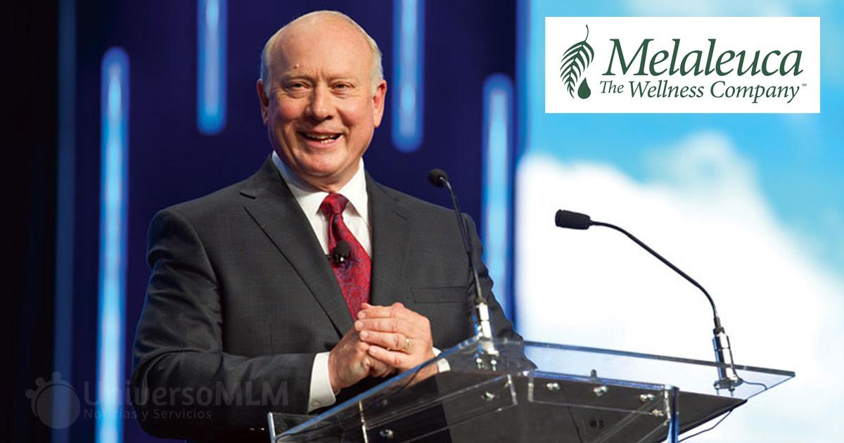 Frank VanderSloot, CEO de Melaleuca