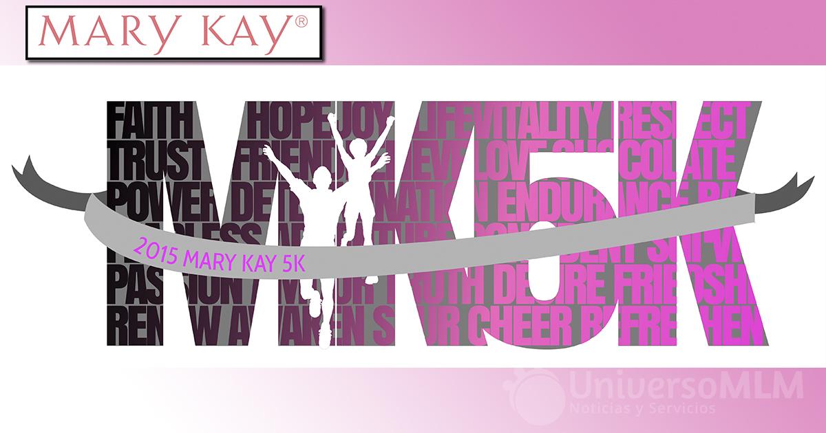 Fundación Mary Kay en la MK5K