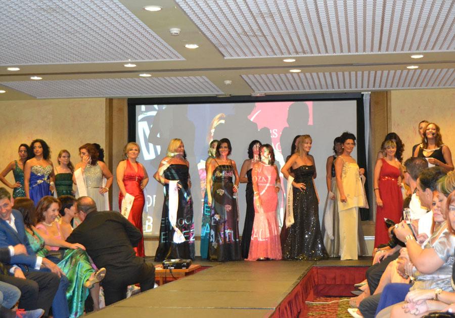 Imagen de todas las participantes