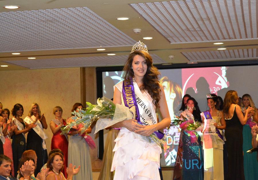 Alexandra Magro, ganadora Mrs +30