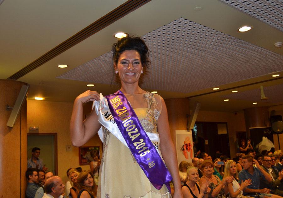 Raquel Simón, ganadora Mrs.,+40