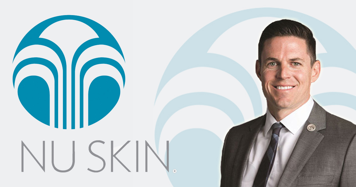 Ryan Napierski, nuevo presidente de operaciones y ventas globales en Nu Skin