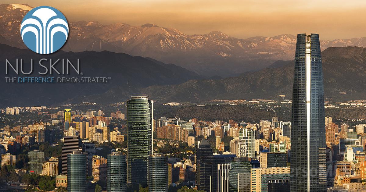 Nu Skin en Chile