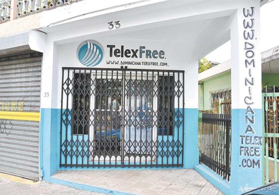 Oficina de TelexFREE Dominicana