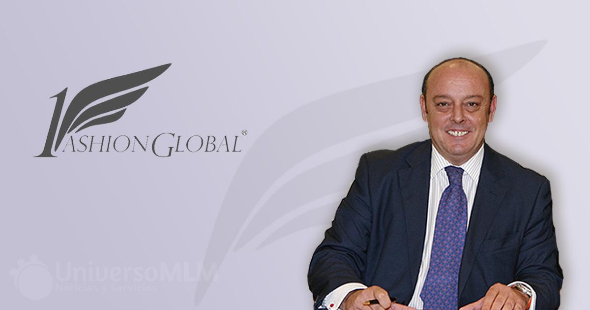 Gerardo Vallejo, nuevo director general de 1 Fashion Global